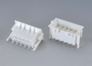 10 Mm Width Pcbconnectors For Single Color Strip,12 Pins Header Connector